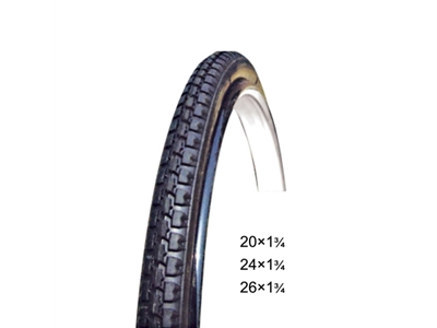 Soft side tire 6201