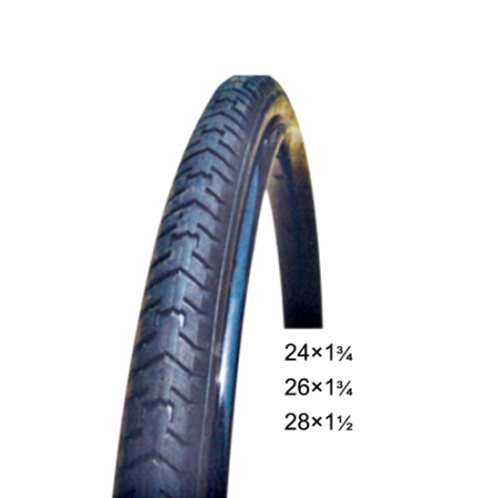 Soft side tire 6205