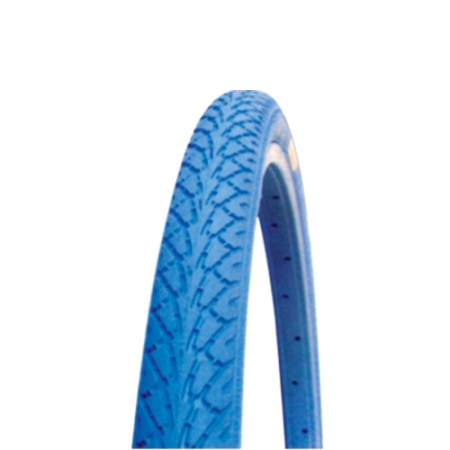 Colored tires (blue)
