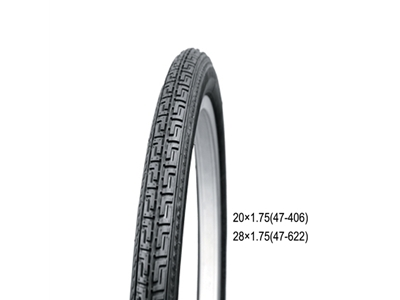Guanli Hard-edge tire 6306
